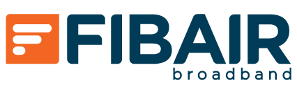 Fibair logo colored